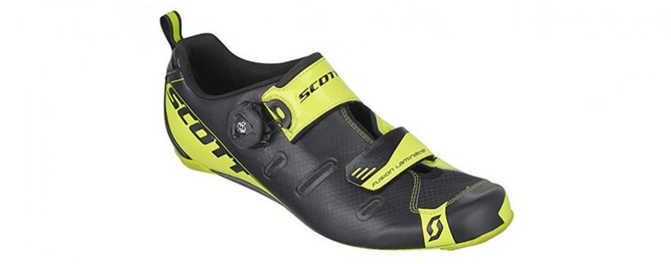 scott sports mens tri carbon triathlon cycling shoe