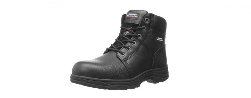 sketchers for work men's workshire relaxed fit work boots