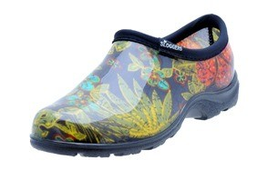 sloggers women's short waterproof rain & garden shoe