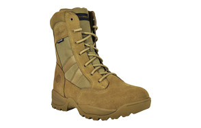 smith & wesson men's breach 2.0 tactical size zip firefighter boots