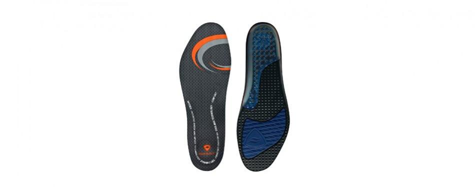 sof sole full-length gel shoe insert
