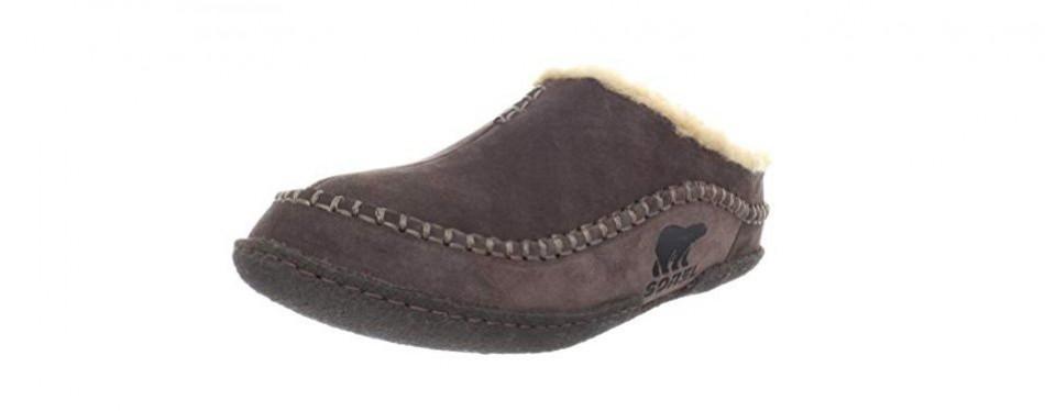sorel men's falcon ridge slipper