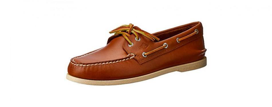 sperry men's authentic 2-eye boat shoe