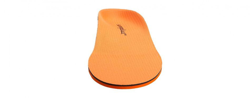 superfeet orange high arch and anti-fatigue support insoles