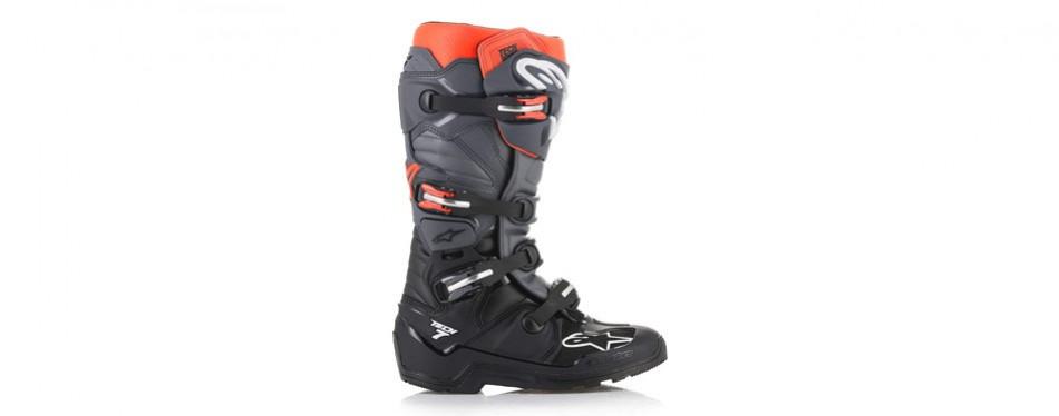 tech 7 enduro off-road motocross boot