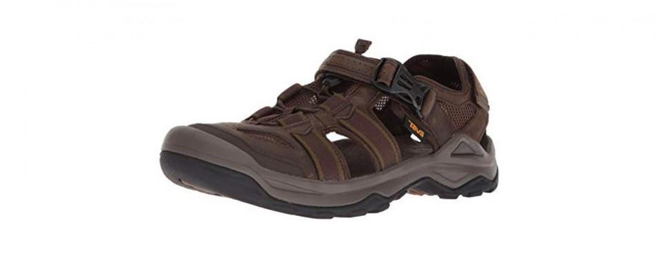 teva mens men's m omnium 2 fisherman sandal