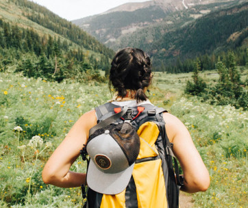 the essential guide to hiking off trail