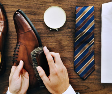 the ultimate guide to leather shoe care