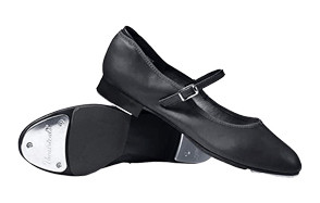 theatricals adult slide buckle tap shoes t9200-1