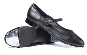 theatricals adult slide buckle tap shoes t9200