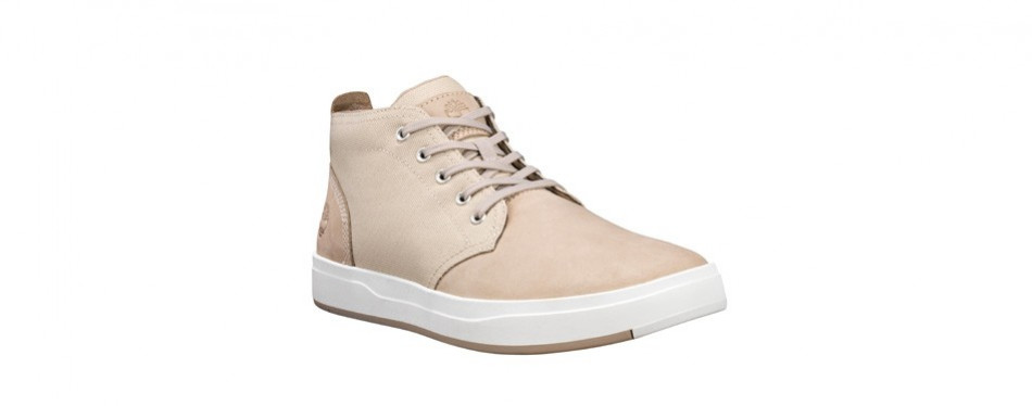 timberland davis square leather and fabric