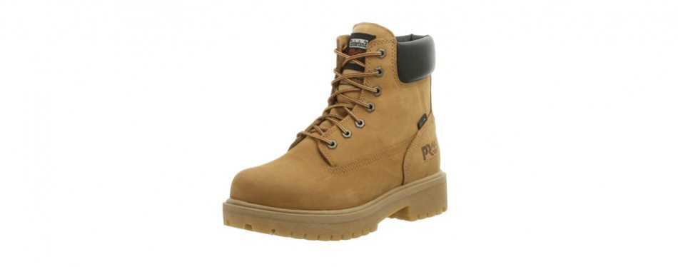 timberland pro direct attach soft-toe boot