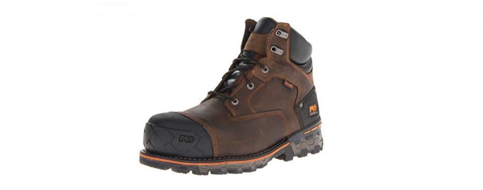 timberland pro men's boondock work boots