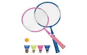 tinton life 1 pair badminton racket