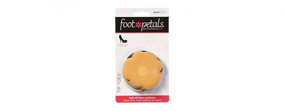 tip toes ball of foot triple pack-w