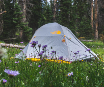 top tips to prevent tent condesation
