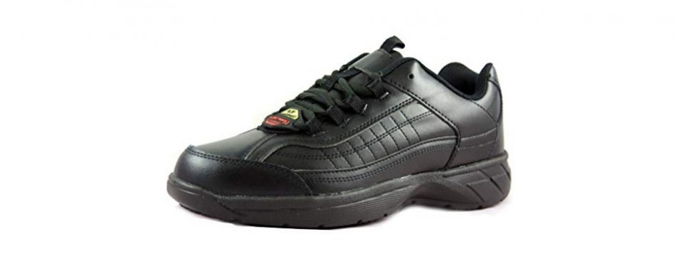 townforst for work men's slip and oil resistant eamon shoes
