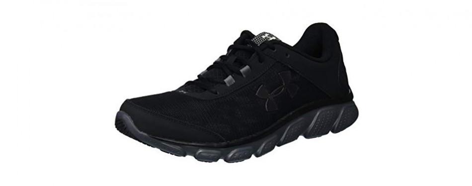 under armour men's micro g asset 7 sneaker