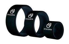upcircleseven yoga wheel set - dharma yoga prop wheel