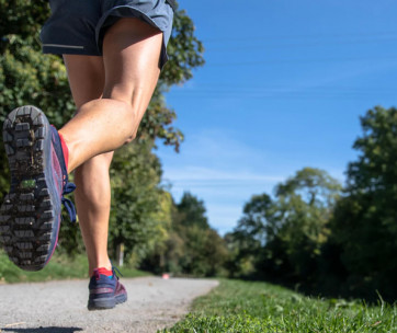 use these tips to warm up before you run