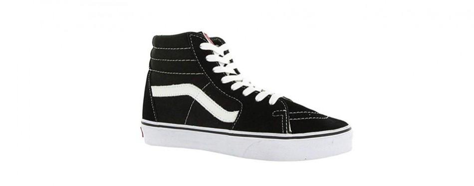 vans sk8-hi casual high-top skate shoes