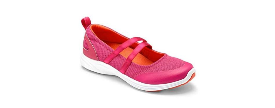 vionic agile opal slip-on sneakers