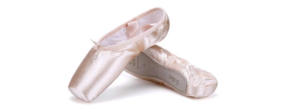 wendywu professional ballet slipper dance shoe