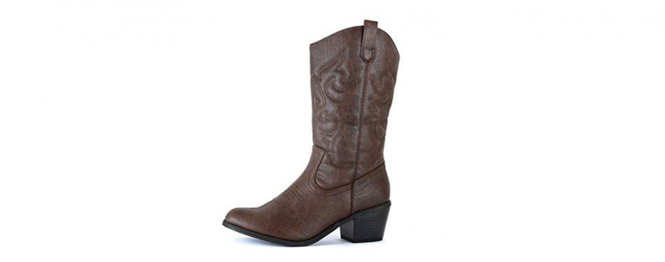 west blvd women's miami cowboy western boots