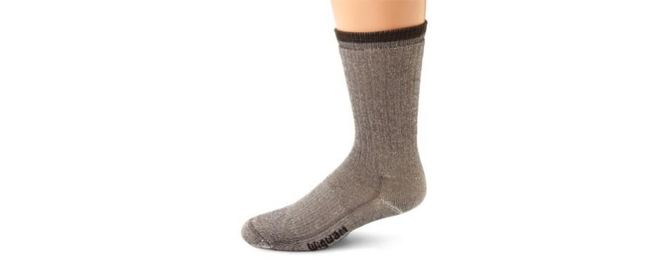 wigwam men's merino wool comfort hiker socks