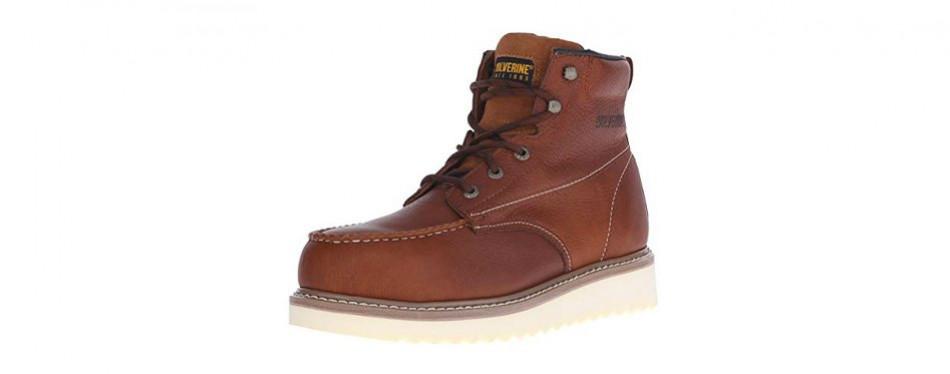 wolverine men's steel toe boot