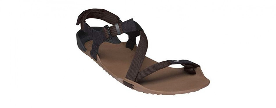xero shoes z-trek - men's minimalist barefoot-insipred sport sandal