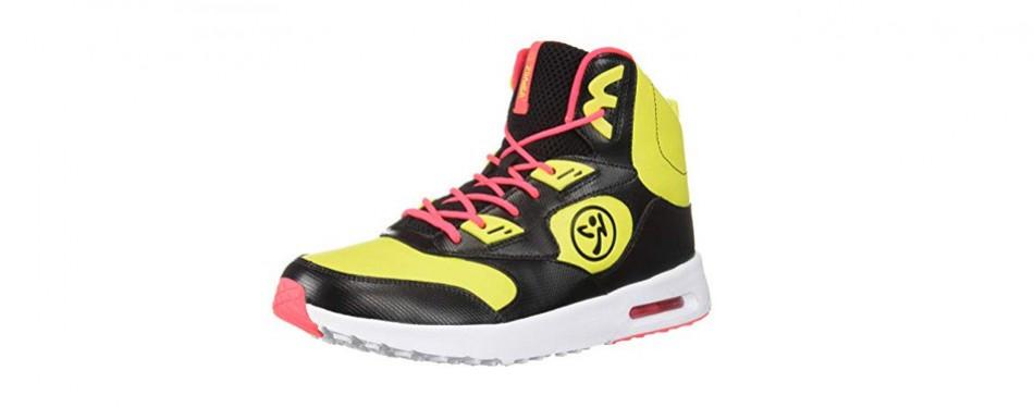 zumba air classic remix sneakers