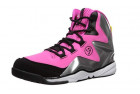 zumba energy boom high top athletic shoes